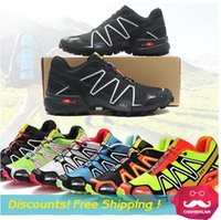 air mountains - Salamon Speedcross Man Running shoes Walking Outdoor Hiking Shoes Mountain Climbing Shoes Zapatos Waterproof Athletic Shoes Size