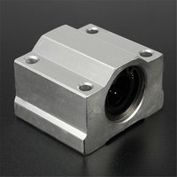 Wholesale New Durable SC12UU Metal mm Linear Ball Bearing Pellow Block Unit Motion Bearing For CNC