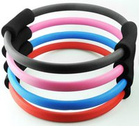 Wholesale Plastic Lose Weight Circle Magic Waist Slimming Circle Pilates Yoga Circle Fitness Training Equipment