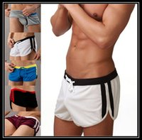 Sunga Homens 2015 novos homens de roupa de banho short de praia surf board short pants shorts de corrida de treino praia quente YK-1