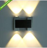 Wholesale 4W LED Warm White White wall lamp hall lamp lamps wall lamp wall lights free shpiing