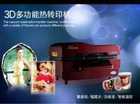 Wholesale 3D Vacuum Heat Transfer Machine Mug Mobile Case T Shirt Heat Pressing Sublimation Printing Equipment