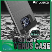 iphone 5 case - Verus Case For Iphone S Note S6 Edge Case NOTE4 IPHONE VERUS VERGE Dual Layered Anti Shock Hard Case Shockproof Hard Back Cover Opp Bag