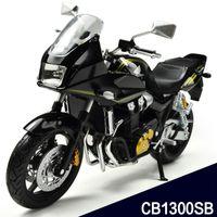 best sliding wheels - Best sale Diecasts Black motorcycle toy alloy slide motorcycle model Toys Alloy Wheel Toys