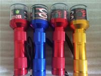 grinders - Electronic Cigarette Grinder Metal Alloy Tobacco Herb Grinder Pocket Hand grinders Herb Newest Grinder Smoking Spice Crusher DHL Free