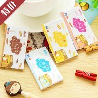 Wholesale A07 note this cute mini mood notes notebook color pages Specials