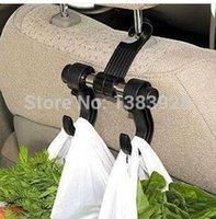Wholesale Hanger Hook Car Vehicle Auto Visor Accessories bag Organizer Holder JA65 ldx