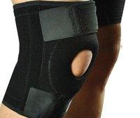 belt fastener - Elastic Neoprene Patella Brace Knee Belt Support Fastener Adjustable Strap