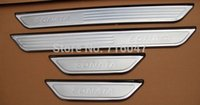 Wholesale Hyundai SONATA GE i45 High quality stainless steel Scuff Plate Door Sill h