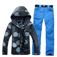 best ski jackets for men - Best quality women ski suit female ski jackets ski pants for women ski clothes wholesales