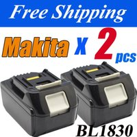 Wholesale Packs x New Makita V Ah Lithium battery for Makita BL1830 Test Good order lt no track
