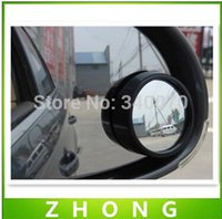 Wholesale free of chargeSmall round mirror with adjustable Angle auxiliary blind spot mirror outside mirrors