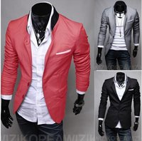 Designer Men's Clothing For Less Cheap brand men s blazers Best