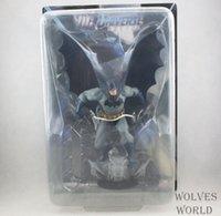 Wholesale 8pcs quot cm DC Comics Superhero Batman The Dark Knight Rises PVC Action Figure Toy