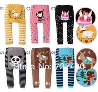 Wholesale pants for baby clothes catoon pp warmers cotton boys legging panties tights leg warmer