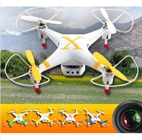 Wholesale Cheerson CX C G CH Axis RC Quadcopter with Camera Mini Remote Control Helicopter RTF
