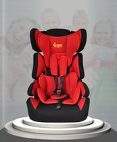 Wholesale Child Safety Car Seats Thickening Months Years Old Baby Car Seat Baby Safety Chair Adjustable Booster Breathable Cloth Seat