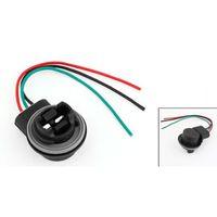 backup light socket - car FS Hot LED Brake Backup Signal Light Socket Extension Harness Wire order lt no track