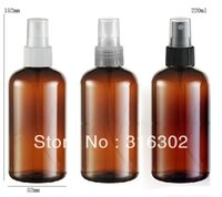 pet bottles - ml amber perfume bottle ml amber PET bottle cc sprayer bottle