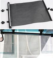 auto car shade - Car Slide Window Sunshade Slide Sun shield CM Auto Slide shield Curtain Cover for Slide Window Car Sun Block Sun Visor LJJE168