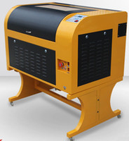 Wholesale Laser Engraver Cutting Machine TS6040 W Laser Tube Honey three colors Table Laser Cutter Engraving