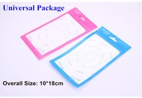 Cheap Plastic PC Retail Bag Box Package Pouch Packaging Universal Charger Cable Case Cover For iPhone 4 4S 5 5S 5C Samsung Galaxy S3 S4 Mini