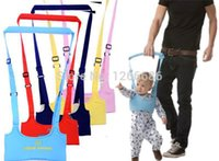 baby walking aids - 50pcs Toddler Baby Safety Harness Walking Assistant Rein Belt Learning Walker Walk Aid