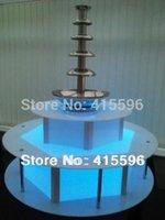 Wholesale LED Display Base illuminated Surround Colorful Change