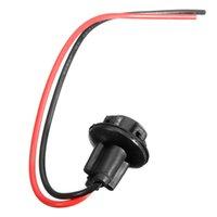Купить Грузовик панель приборов-NEW T10 электрической лампочки приборной панели приборная панель Разъем разъемные Светодиодные Лампы накаливания разъемы проводов Держатель для мотоциклов Car Truck