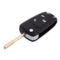 Wholesale Brand New Flip Remote Cheap Folding Car Remote Flip Key Shell Case Fob for Ford Mondeo Fiesta Focus Ka BUT Blade