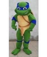 Mascot Costumes adult ninja costumes - Teenage Mutant Ninja Turtle Mascot Costume Adult Character Costume