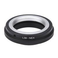 Wholesale Andoer Adapter Mount Ring for Leica L39 Mount Lens to Sony NEX E Mount NEX NEX Camera D1903