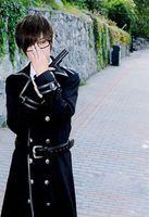ao cooler - Fall Ao no Blue Exorcist Yukio Okumura cosplay costume coat and belt cool cosplay
