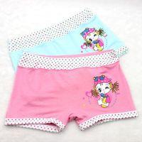 children in underwear - 2016 Hot Sale Underwear Roupas Infantis Menina The New Underwear Manufacturers Selling Cartoon Dots In Elastic Boxer Children