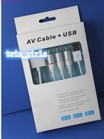 apple iphone videos - Audio video cable for cellphone
