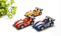 automobile sales - New type Backguy Automobile Race Pull Toy Car Sale of Goods