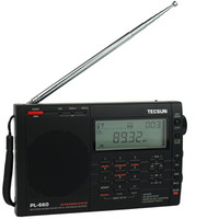 air band vhf - TECSUN PL660 PLL SSB VHF AIR Band Radio FM Stereo MW SW LW Dual Conversion Receiver Y4133A