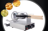 Wholesale 2set freeshipping Only v Electric Eggettes Egg Waffle Maker A3