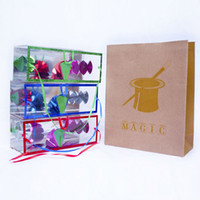 Wholesale The Flower Box Production Dream Bag Magic Tricks Close Up Easy Magic Accessories mid one