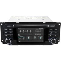 Wholesale Witson Car DVD GPS Player Head Unit for Jeep Grand Cherokee Wrangler Liberty with Stereo Support OBD DVR