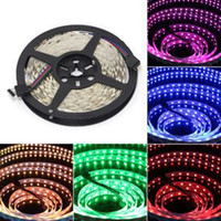 Wholesale HOT Selling White Green Red RGB Non Waterproof Long Light Strip M SMD Flexible LED Strip Lights Leds Strip EH