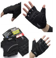 Wholesale New Cycling Bike Bicycle Half Finger Gloves Size M XL