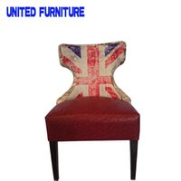 Wholesale Wood Dining Chair Dining Room Furniture Colors Fabric Cushion Available Upholstered Chair Seat Natural Finish Modern Dining Wood Chair
