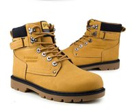 work boots for men - 2015 New Fashion Men Riding work Safety Boots Durable shoes Men Outdoor Martin Boots shoes for men spring summer autumn winter