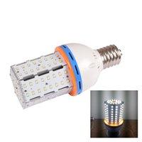 Wholesale E40 W X2835SMD LM K Cold White Light LED Corn Bulb Lamp AC85 V