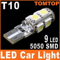 Wholesale T10 W5W CANBUS SMD LED Car Side Wedge Light turn signal light Lamp Decode K510