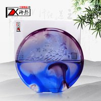 bathroom universe - Diving ancient glass ornaments creative universe glass gift card gift ornaments factory direct high grade office
