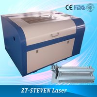 Wholesale 50w X600MM working table laser engraver laser engraving machine price with CE ISO9001