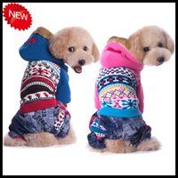 pet and dog diapers - Pet Dog Snow Flake Print Winter Coat Puppy Clothes And Accessories Small Dog Puppy Clothes XL Winter Autumn Cotton Dog Clothes
