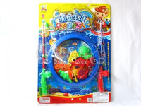 baby s plate - Small baby toy kolkatan s fishing magnetic double faced fish hair tail plate